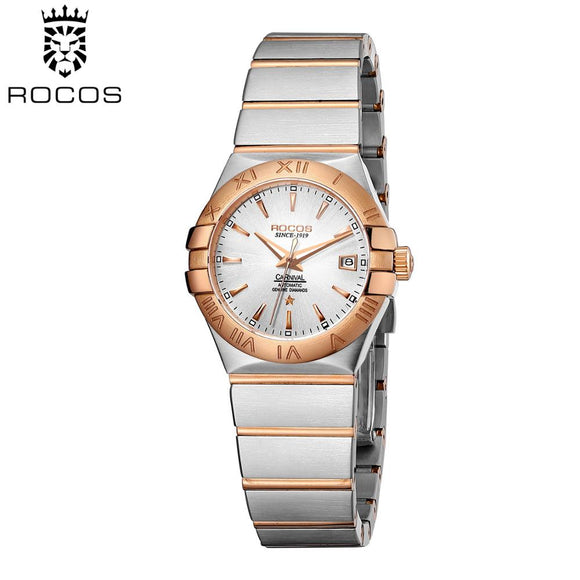 Luxury Mechanical Automatic Women Watch