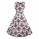 Vintage Retro Dress - Everything all I want