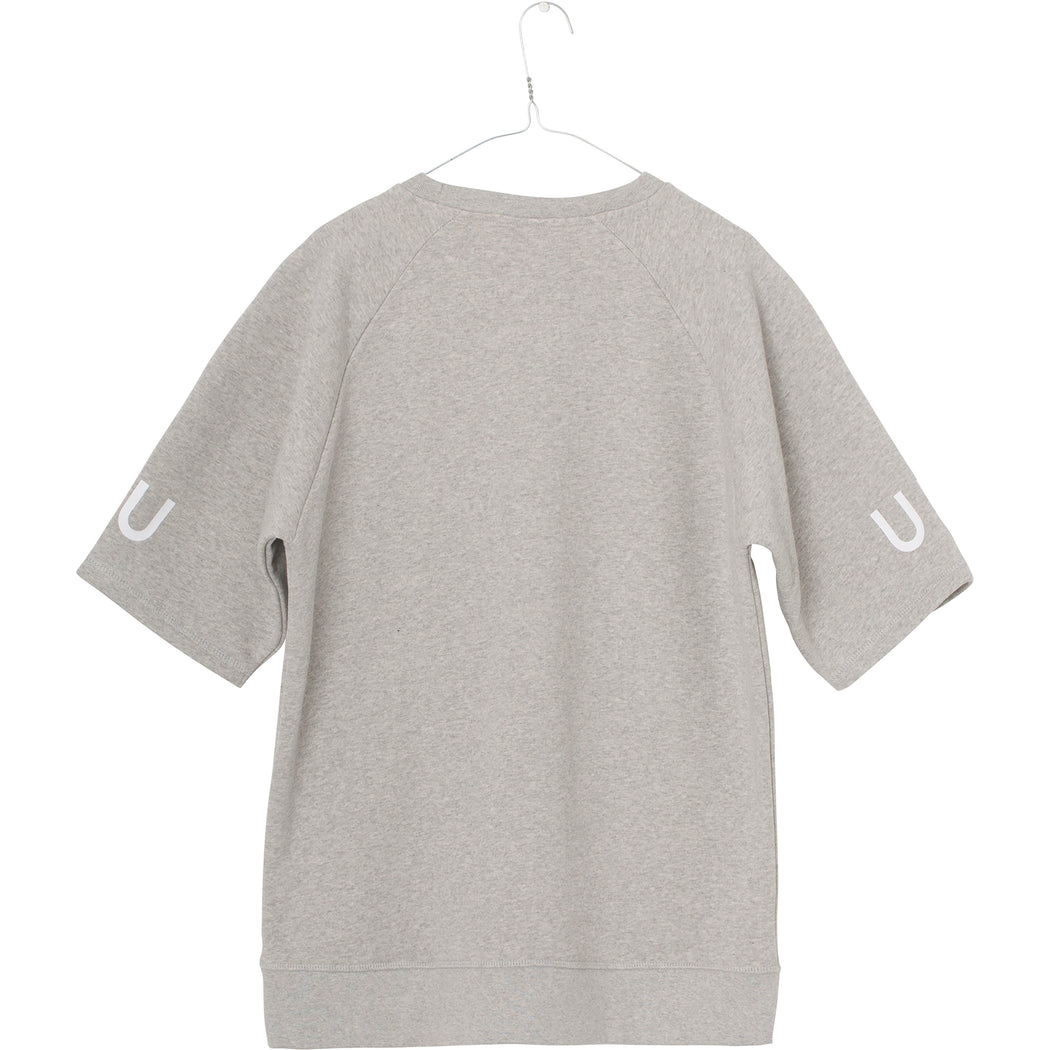 Sean T-shirt- Light Grey Melange (Men)