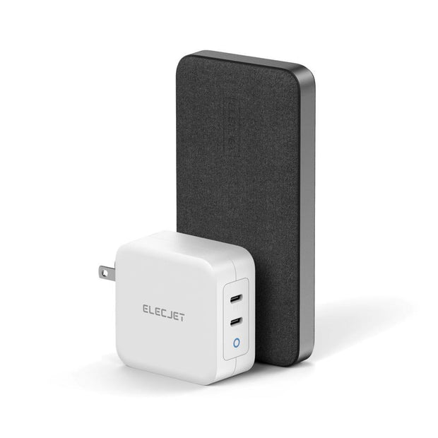 Apollo Max 10000mAh/100W Powerbank (Limited Edition )+100W PD GaN Charger - ELECJET
