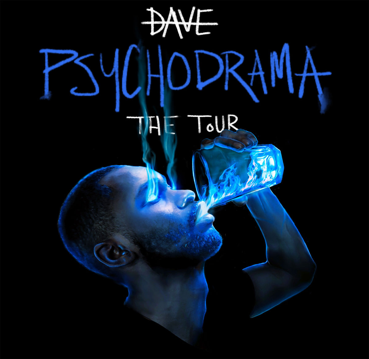 "Image result for Dave - ""Psychodrama"""