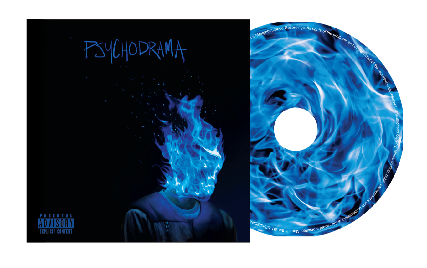 BUY PSYCHODRAMA CD