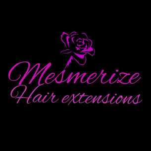 Mesmerize hair extensions