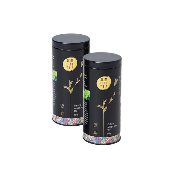 SLIM LIFE TEA® Package