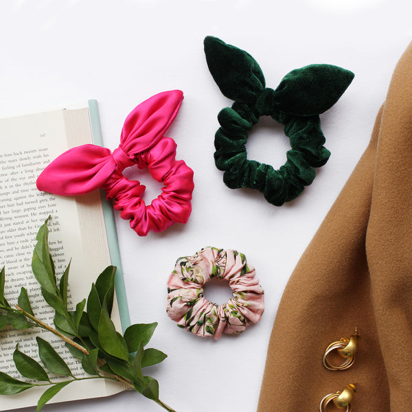 Crazy Plant Lady - 3 Scrunchie Set
