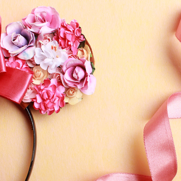 Princess Material - Minnie Ears Hairband