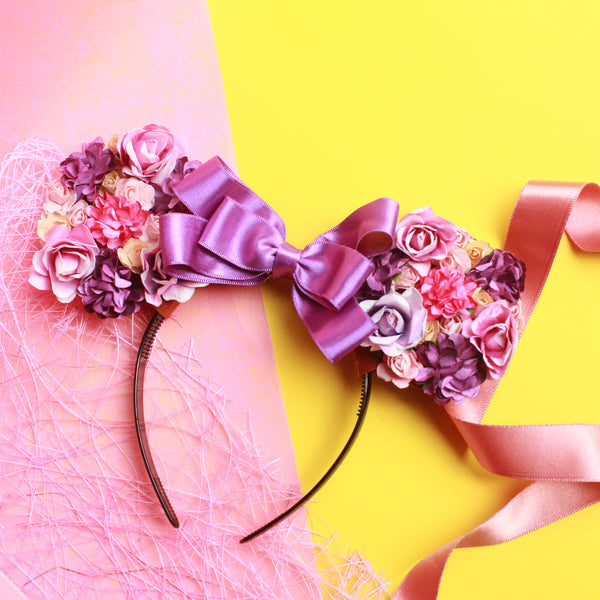 Goddess Material - Minnie Ears Hairband