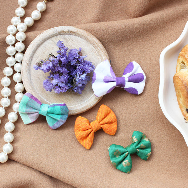 Pretty Potpourri - Set of 4 Mini Clips