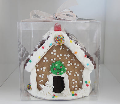 PRE ORDER: Medium Gingerbread House