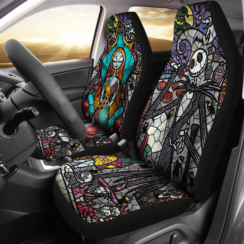 Fight Car Seat Covers Set Of 2 The Trendify Store