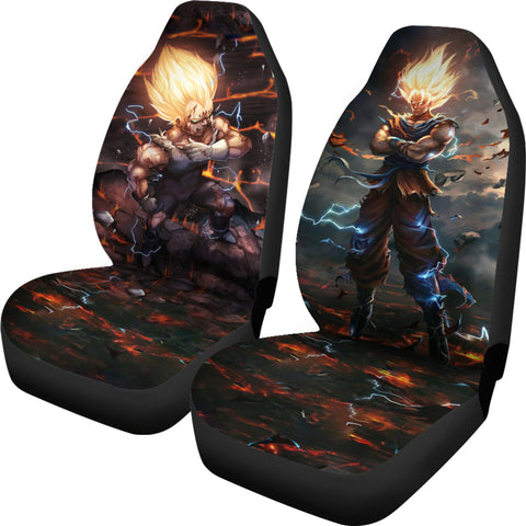 Goku & Vegeta - Car Seat Covers - (Set Of 2) – The Trendify Store