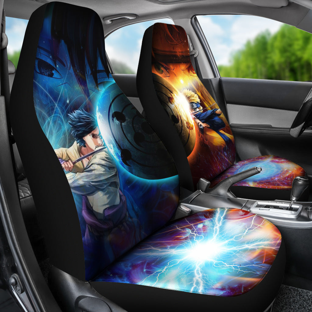 Naruto & Sasuke - Car Seat Covers - (Set of 2) – The Trendify Store