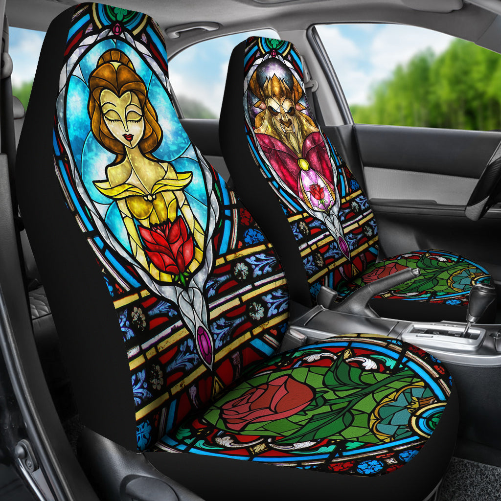 Cheshire Cat Car Seat Covers