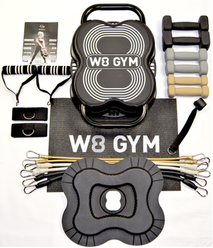 weight gym contents