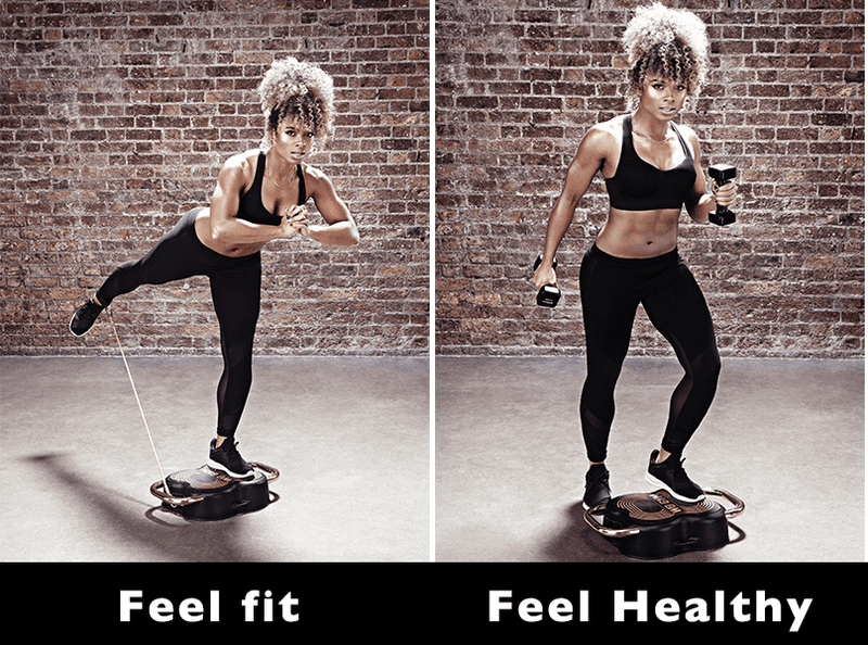 Feel fit and healthy with W8 GYM