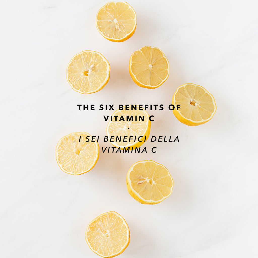The Six Benefits of Vitamin C