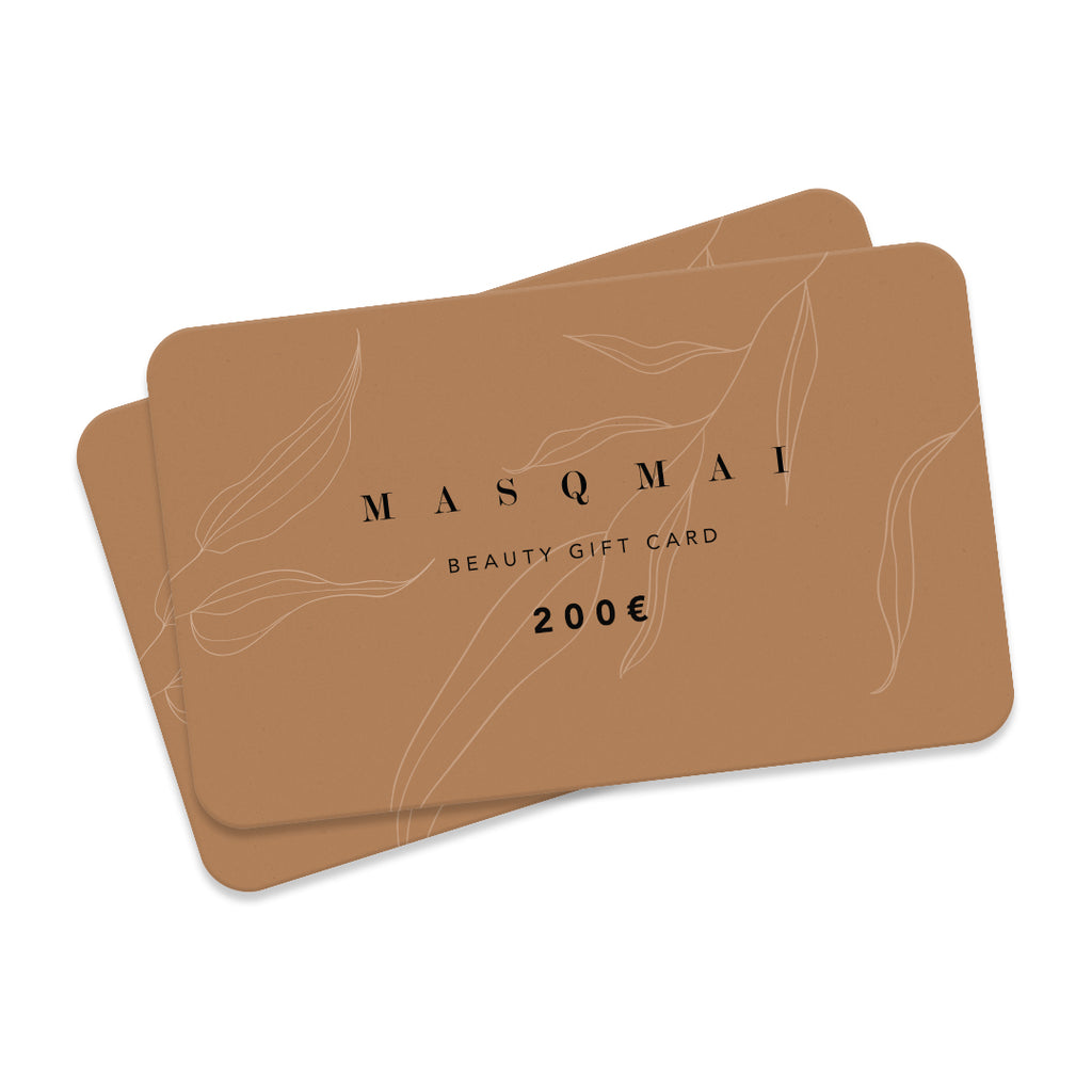 MQM Beauty Gift Card 200