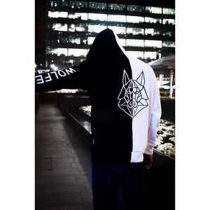 Alpha X Omega 1 Year Anniversary Hoodie - The Wolfe London