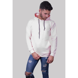 Cotton Candy Pink Hoodie - The Wolfe London