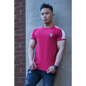 Lava Red Jersey T-shirt