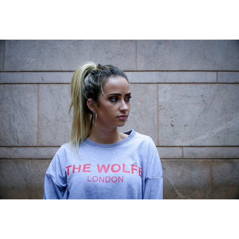 Retro Sweatshirt - The Wolfe London