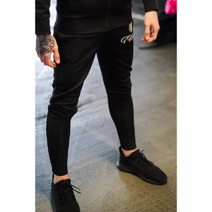 Triple Black Knight Tracksuit Bottoms