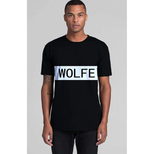 Bloc Tee - The Wolfe London