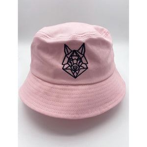 Cotton Candy Pink Bucket Hat