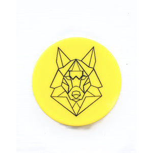 Yellow Pop Socket