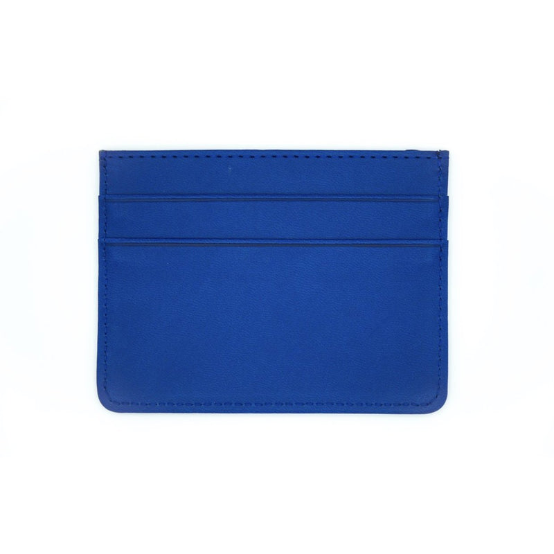 Royal Blue Card Case