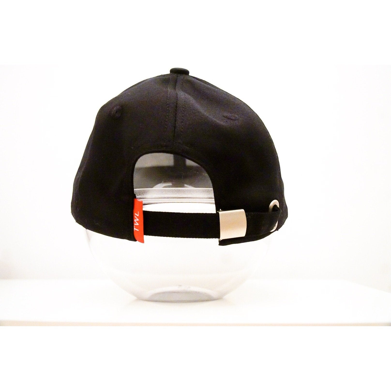Black Wolfe Pitcher Cap - The Wolfe London