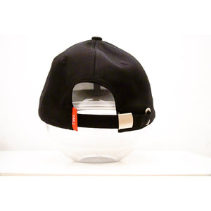 Black Wolfe Pitcher Cap
