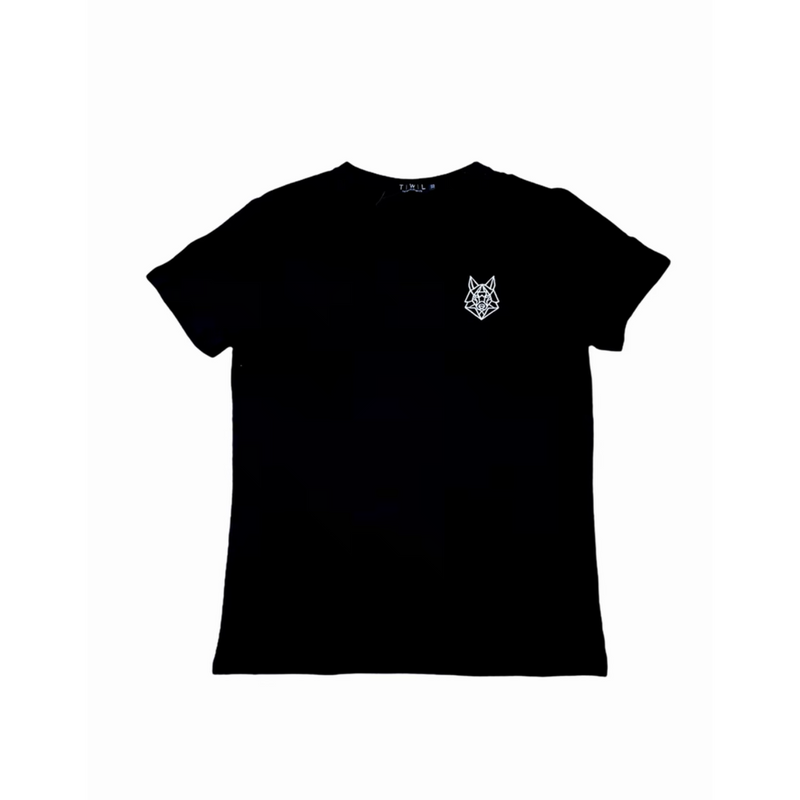 Alpha Wolfe Signature Black T-shirt