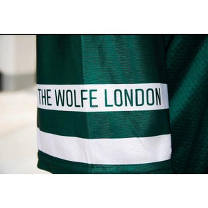 10-08 Green Jersey T-Shirt - The Wolfe London