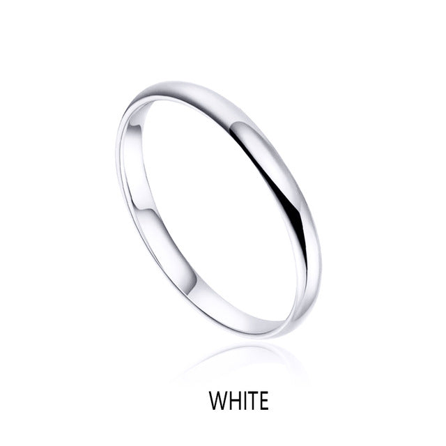 Gold & Silver Couple Ring – Goelina