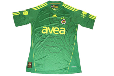 FENERBAHCE 2010/2011 THIRD AUTHENTIC SOCCER/FOOTBALL JERSEY. MEDIUM