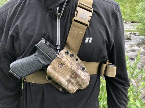 GS Holsters Gen 2 Chest Holster