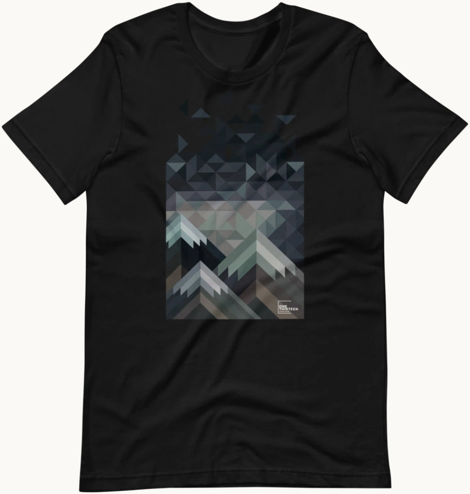 Nordic Mountainscape T-Shirt