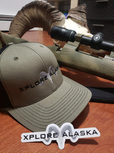 Xplore Alaska Sheep Hunter's hat