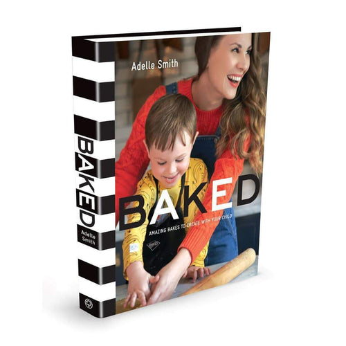 BAKED | Children's Baking Book [Signed Copy] - BKD