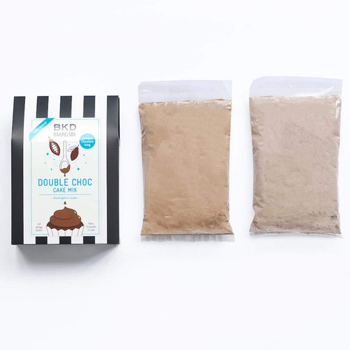 Double Choc - Cake Baking Mix - BKD