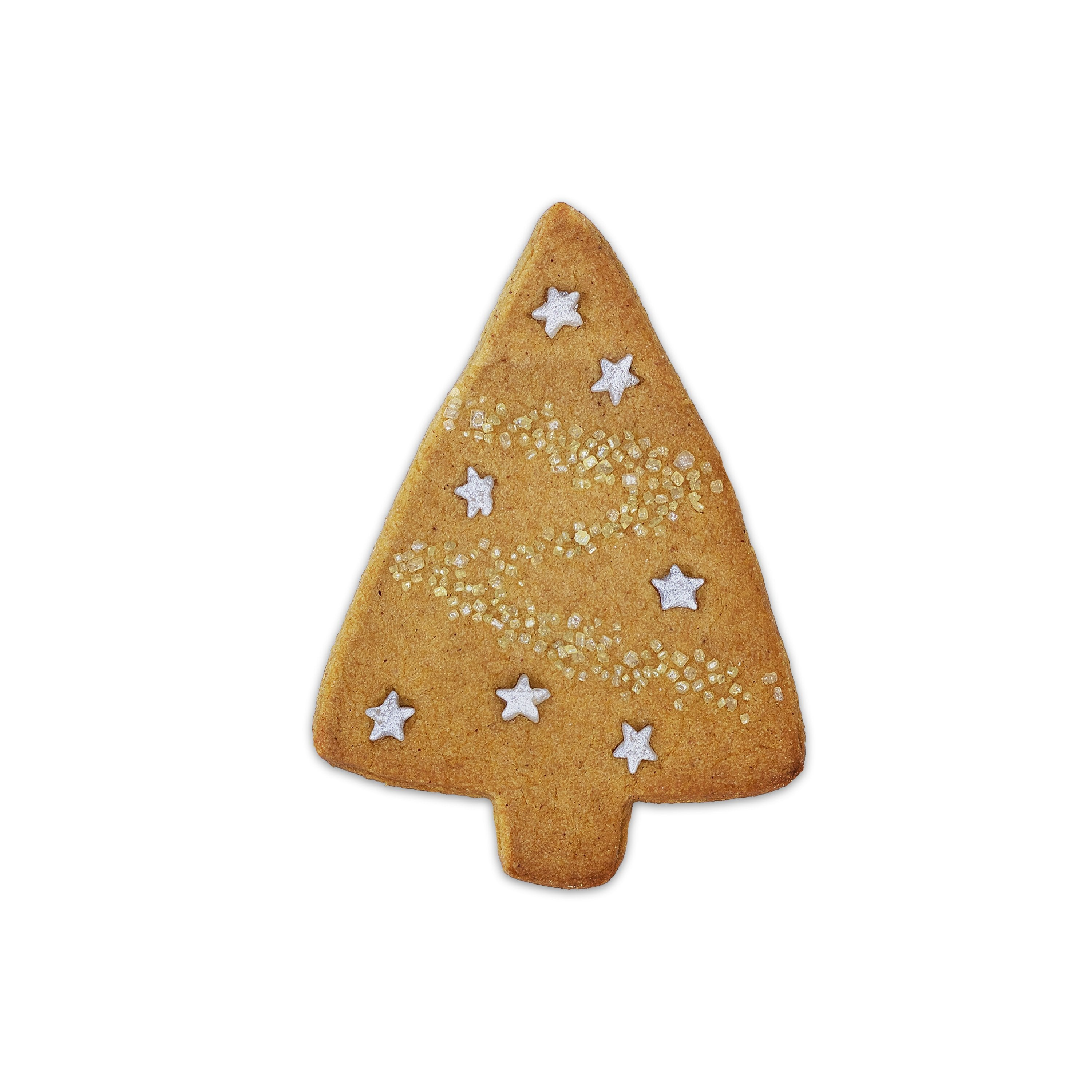 Gingerbread - Christmas Tree Biscuit Cracker Baking Kit - BKD