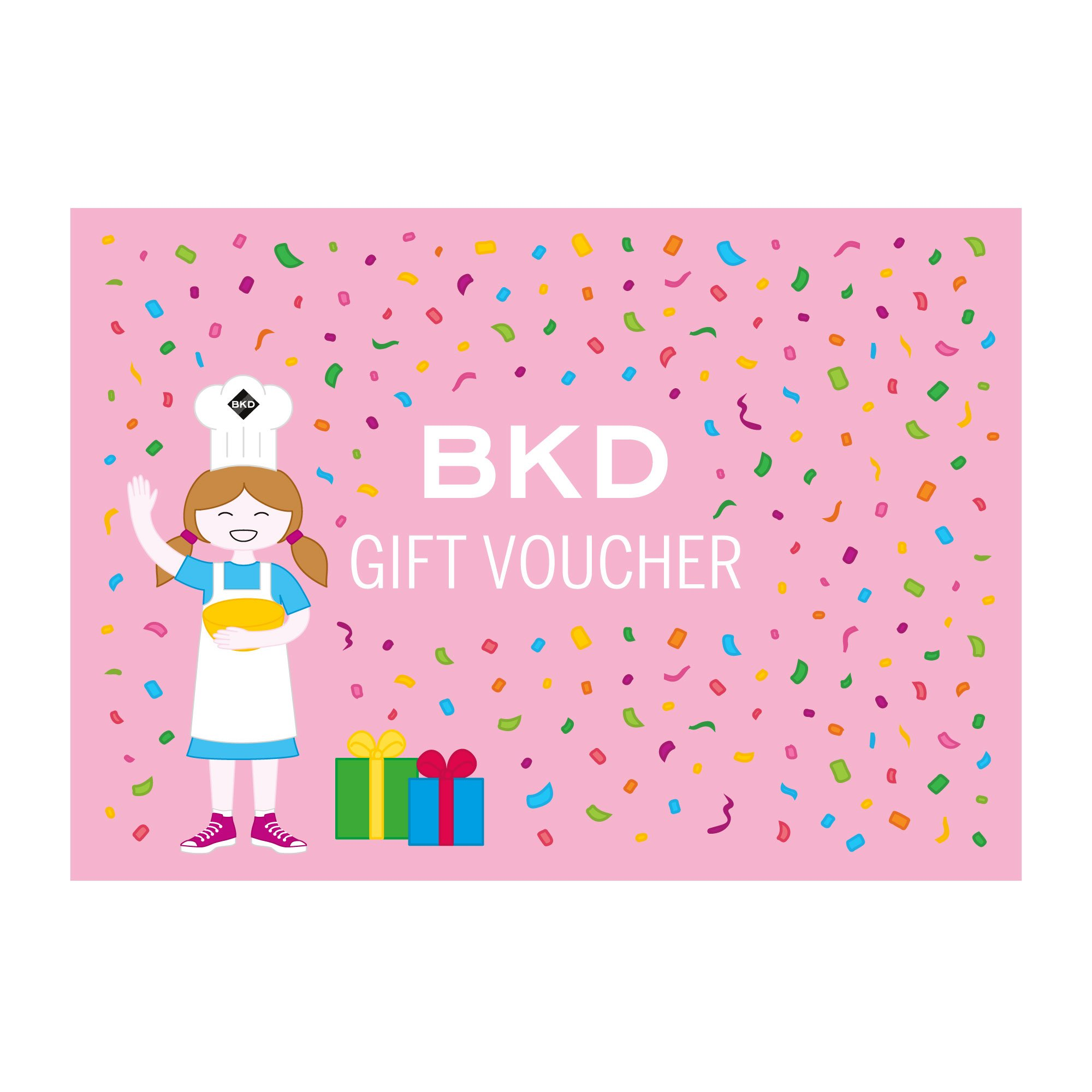 Digital Gift Voucher - BKD