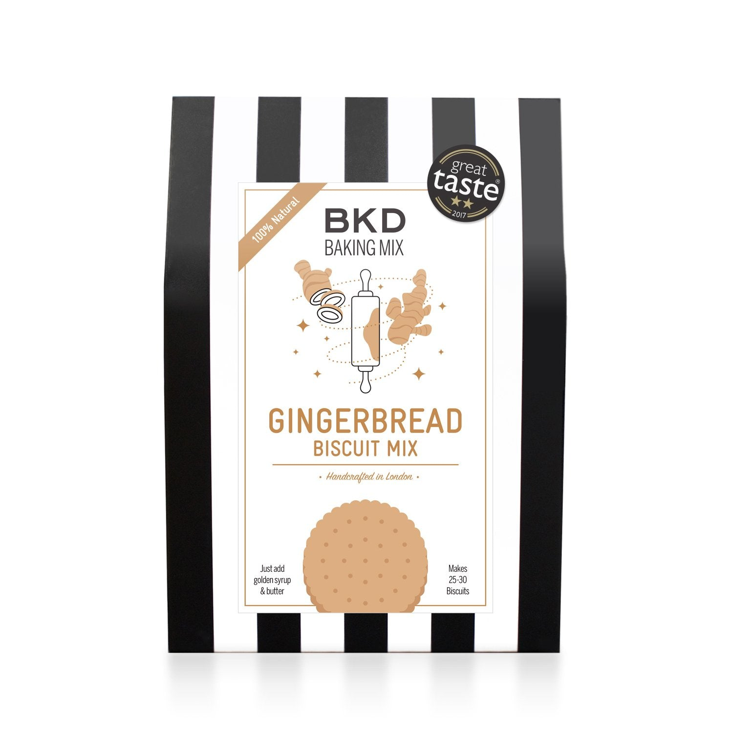 gingerbread biscuit mix