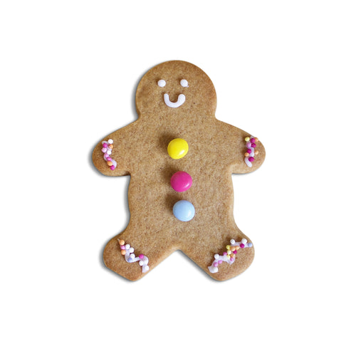 Gingerbread Man Biscuits Mini Baking Kit - BKD