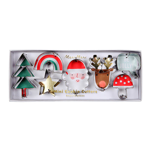 Christmas Cookie Cutters - BKD