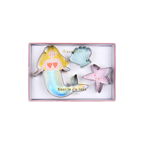 Mermaid Cookie Cutters - BKD