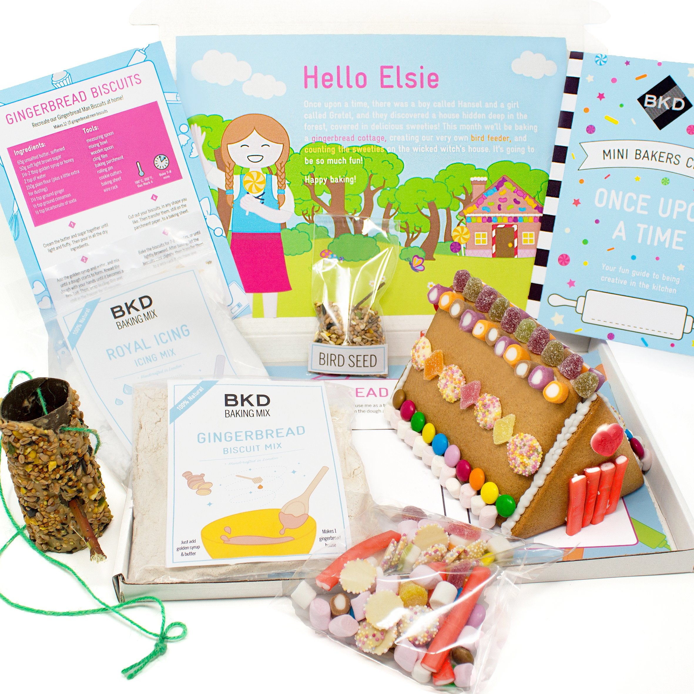 Mini Bakers Club | Monthly Subscription - £9.99 a month - BKD