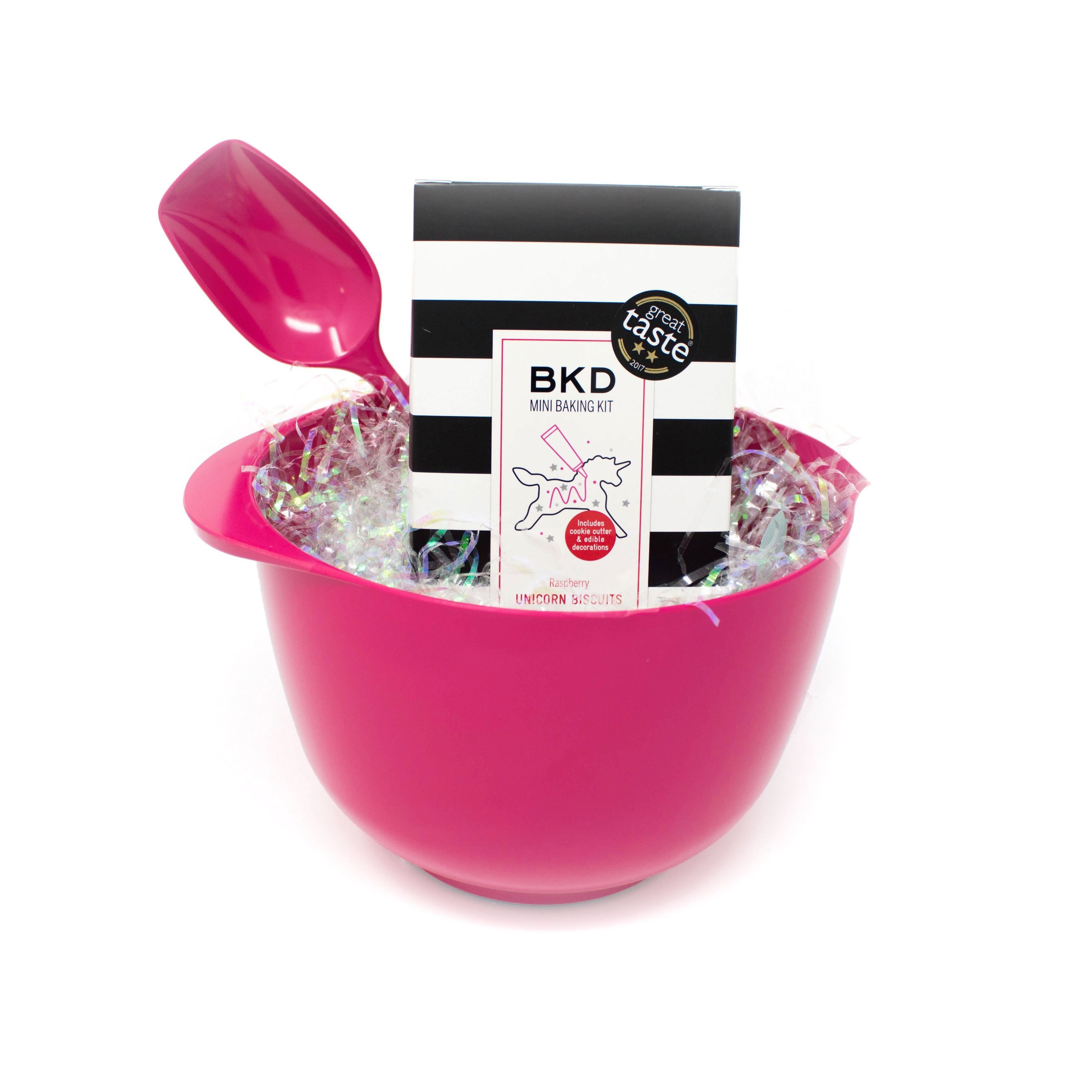 Baking Gift Set | Mini Baking Kit, Mixing Bowl + Spoon - BKD