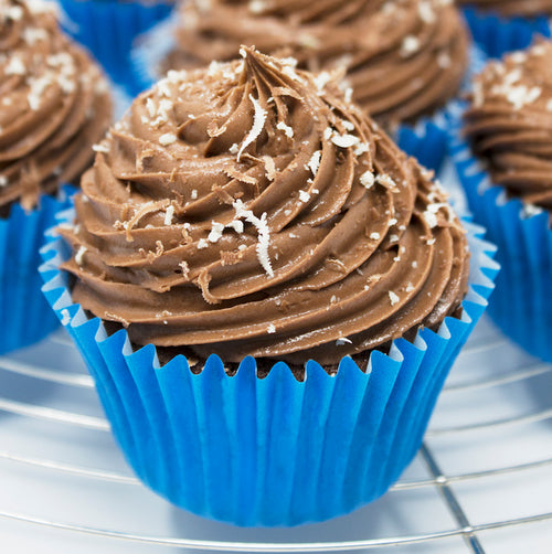 chocolate cupcake mix